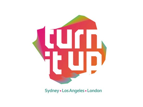 Turn-It-Up-logo-design