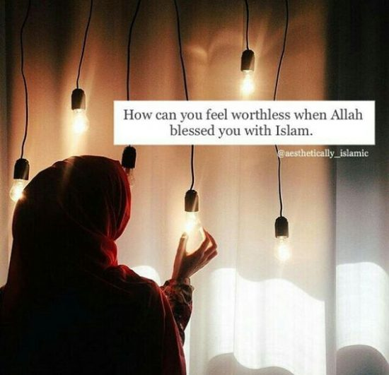 blessed islamic quotes