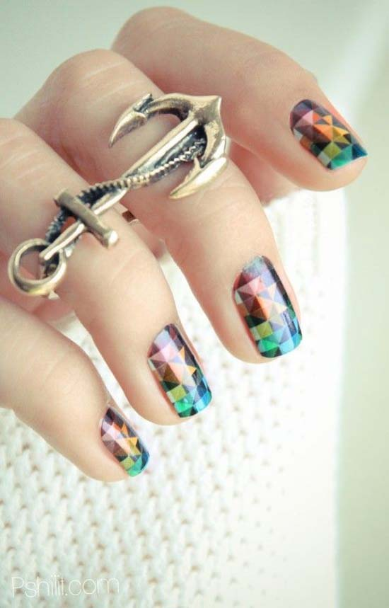 cool Fingernail Designs