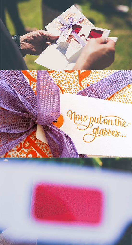 creative wedding invitations