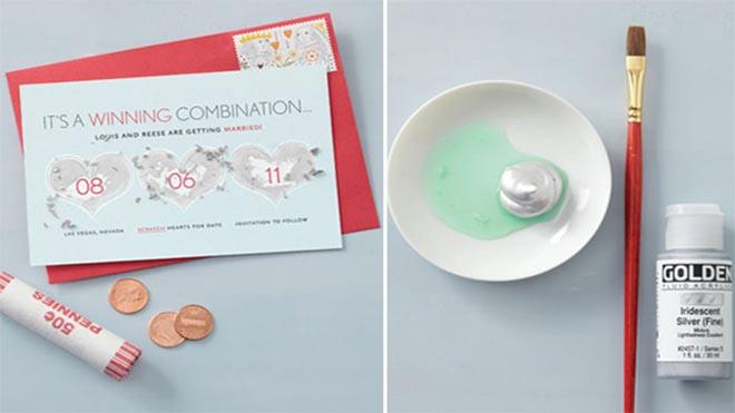 creative wedding invitations ideas