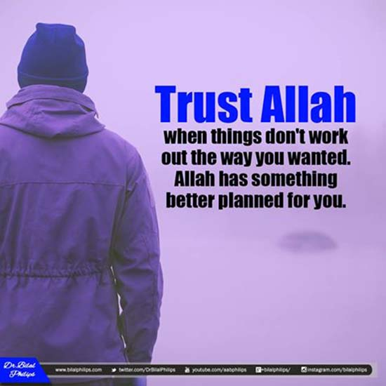 inspirational islamic quotes about life