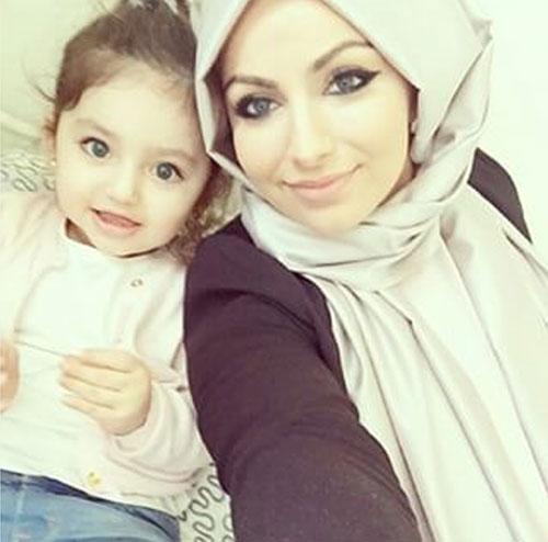Beautful hijab girls
