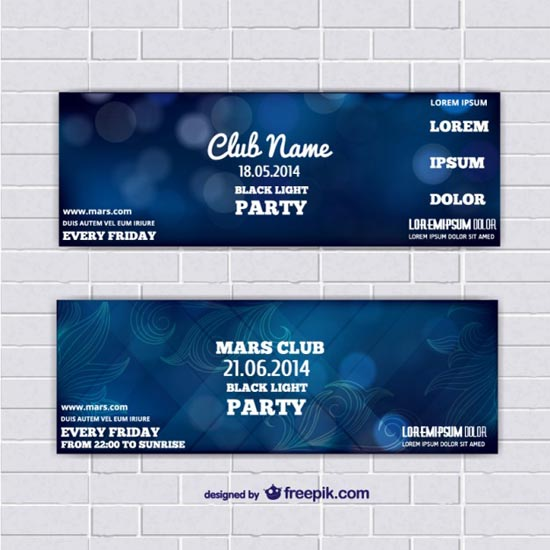 ticket-template-banners-with-blue-abstract-background_23-2147496375