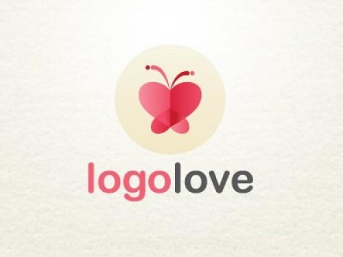 creative butterfly logos