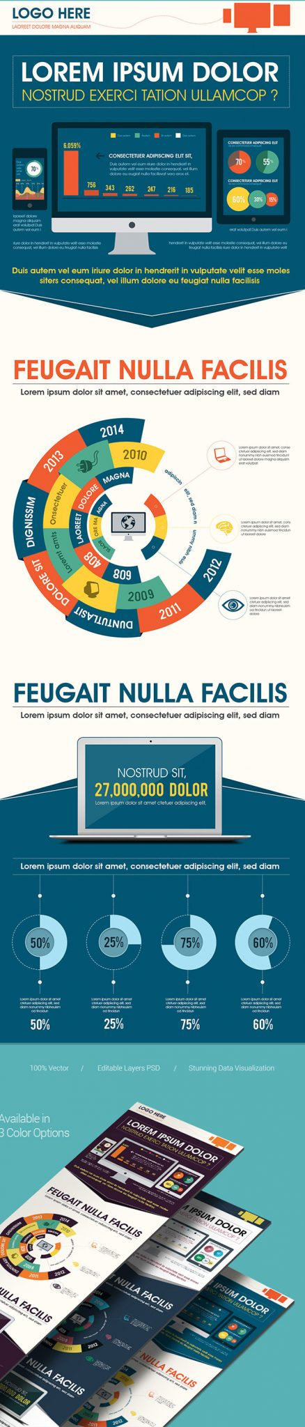 Free-Technology-Infographic-Templates