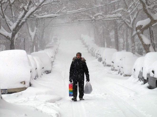 Incredible Photographs of New York City Winter-b