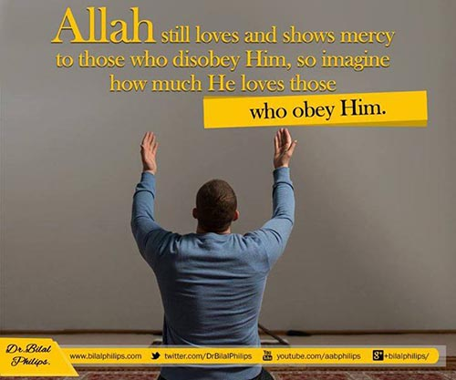 blessings of allah quotes with image