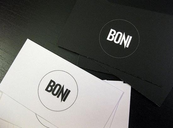 10minimalbusinesscards