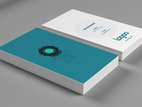 New business cards by Lagoo