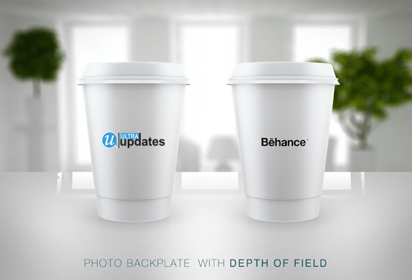 Starbucks Style Cup Mockup ultraupdates
