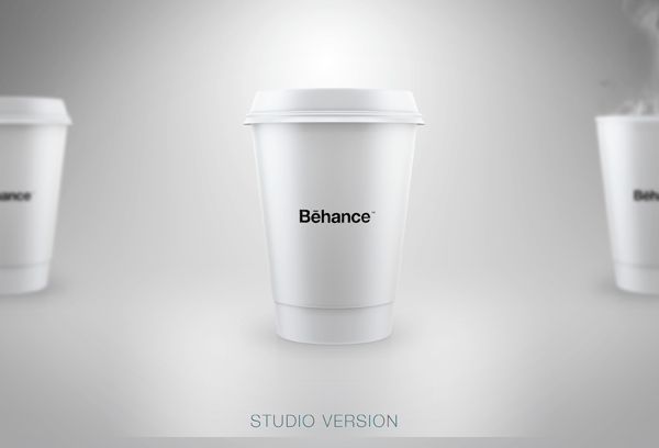 free download Starbucks Style Cup Mockup