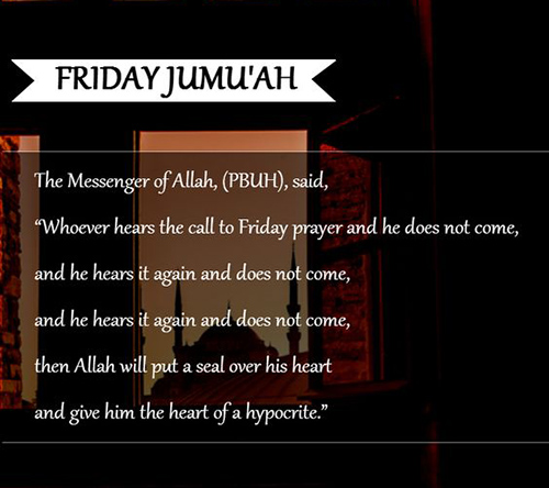 beautiful Jummah Quotes