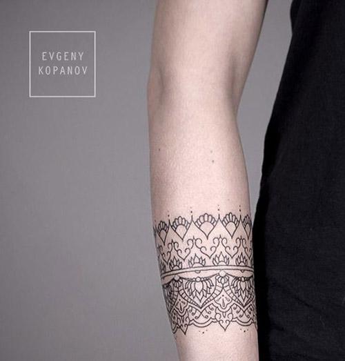 wristband tattoos 2