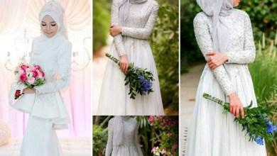 Photo of 20+ Muslim bridal hijab Dresses under $200