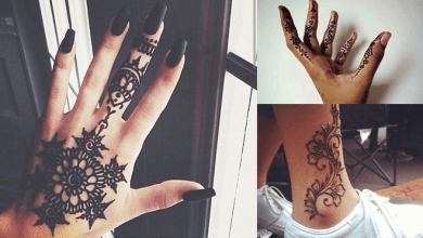 Photo of 85+ Easy and Simple Henna Designs Ideas That You Can Do By Yourself.