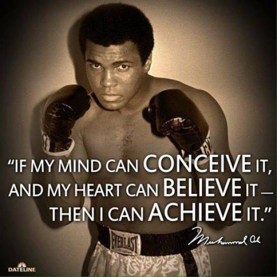 muhammad ali champion quotes