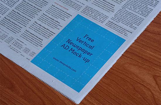 Free-PSD-Newspaper-Vertical-Mockup