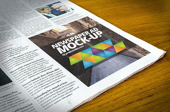 Free-PSD-Newspaper-advert-mock-up
