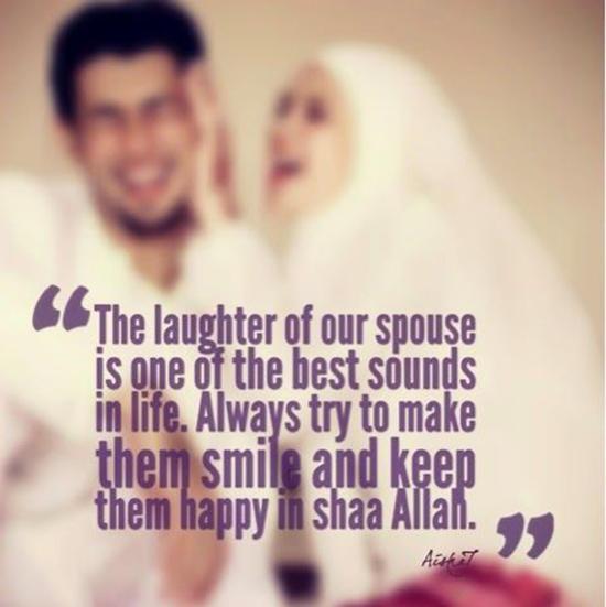 Islamic Love saying