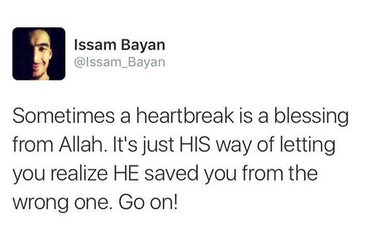islamic broken relationship quotes