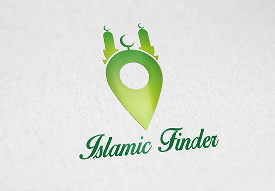 islamic finder logo