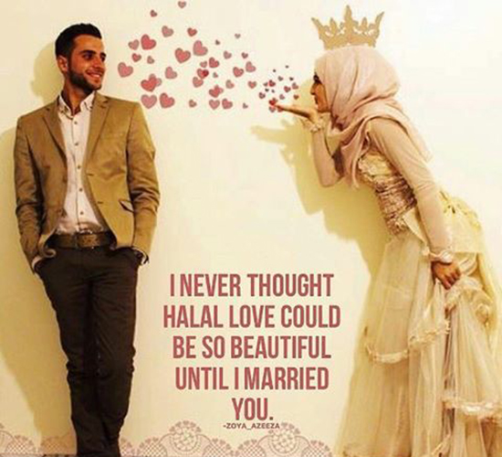 islamic sayings about love