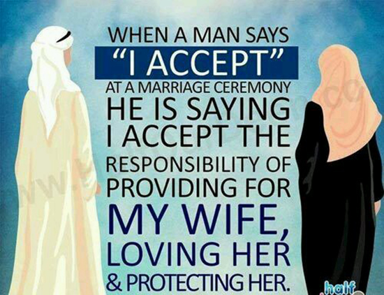 muslim love quote for him