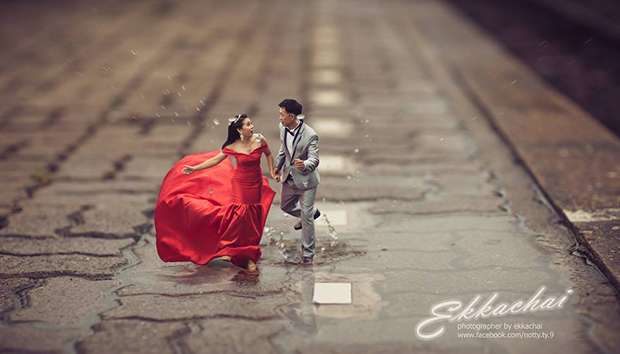 some unique wedding photography idea