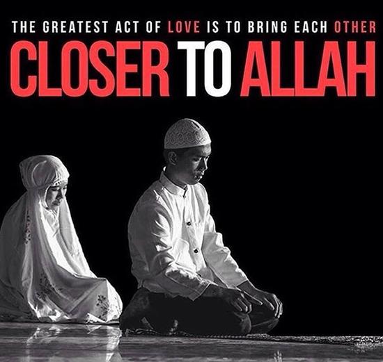 ture love in islam