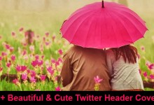 Photo of 40+ Cute & Beautiful Twitter Header Cover Photos