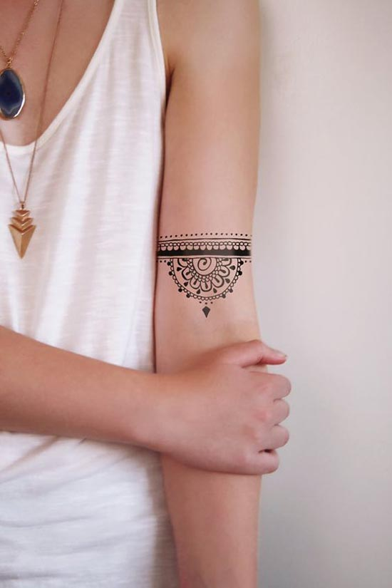 simple henna tattoos designs