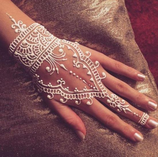 temporary henna tattoos designs for hand