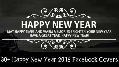 Photo of 30+ Happy New Year 2021 Facebook Cover Photos