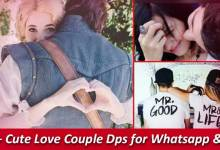 Photo of 50+ Cute & Lovely Couple Dps for Whatsapp & Facebook