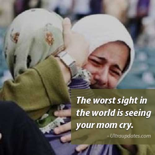 crying mom quotes