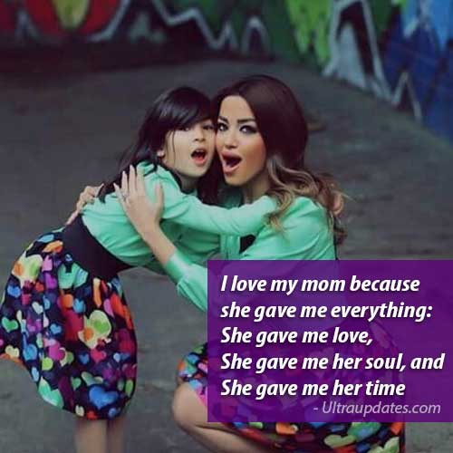 mom quotes from daughter funny