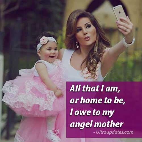 selfie mother quotes