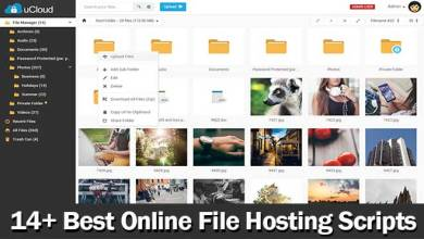 Photo of 15+ Best Online File Hosting Scripts – (Make Your Own Cloud File Sharing Site Easily)