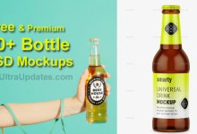 Photo of 30+ Best Bottles Mockups To Show Case Beverage Branding Designs