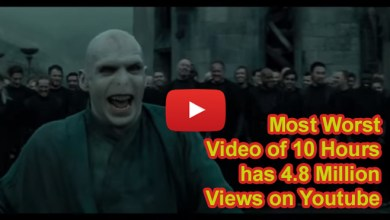 Photo of Most Worst Video of 10 Hours has 4.8 Million Views on Youtube