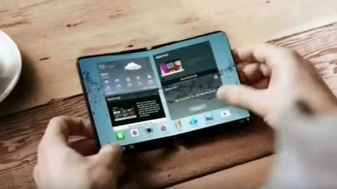 Will 2018 Be The Year Of Folding Smartphones?