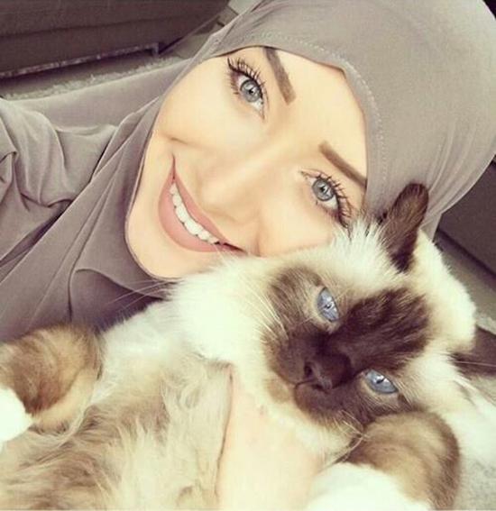 muslim girl dps