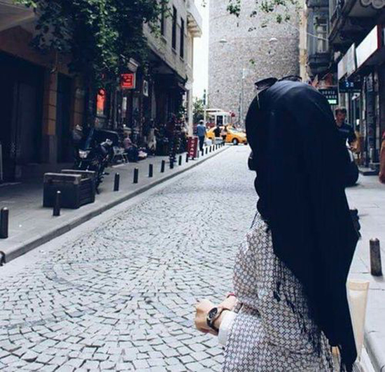 muslim girls dp in hijab
