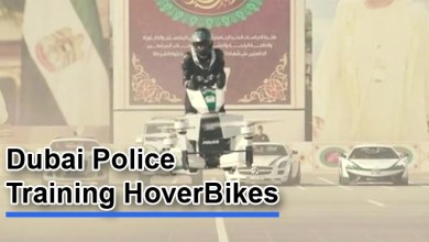 Photo of Dubai Police Are Training Their Officers to Fly Hoverbikes