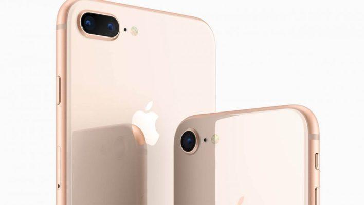 iPhone 8 (Plus), 2017