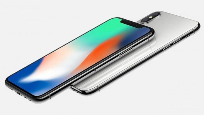 iPhone X, 2017