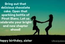Photo of 260+ Best Happy Birthday Wishes and Quotes for Sisters