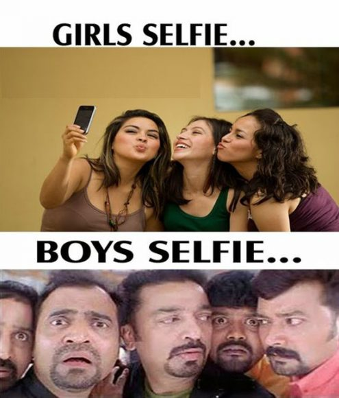 Funny Selfie Captions for guys