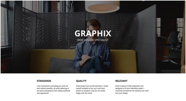 graphix resume